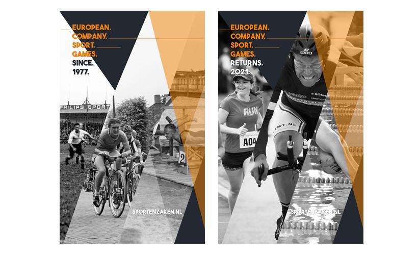 Banner Sport & zaken