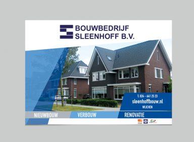 Bouwbedrijf Sleenhoff Wijchen
