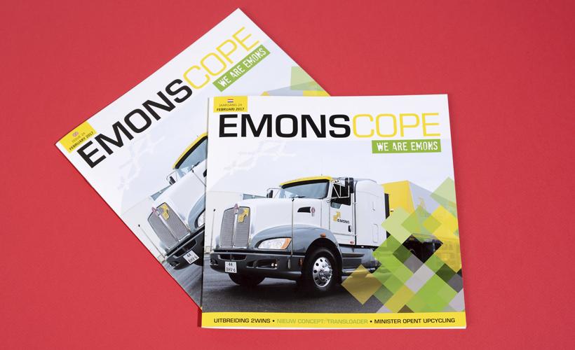 Emons Group Emonscope magazine
