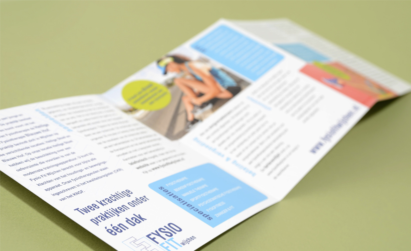 Fysio Fit Wijchen brochure