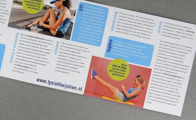fysiotherapie Fysio Fit Wijchen Brochure