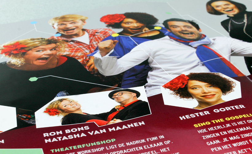 Theaterschool Hakoena brochure