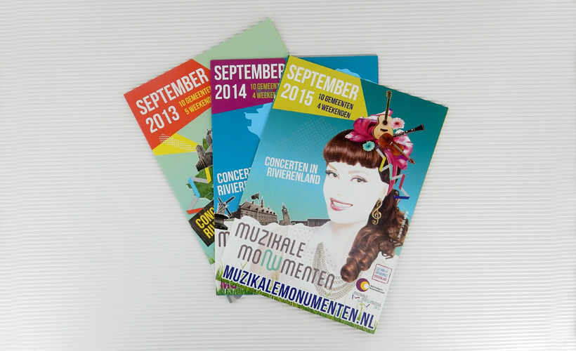 Muzikale Monumenten concerten in Rivierenland