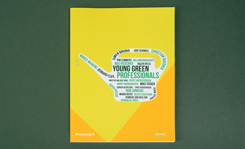 Boek Young Green Professionals