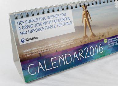 OCS Consulting kalender
