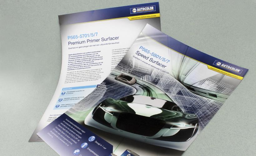 Brochure PPG Industries Autocolor