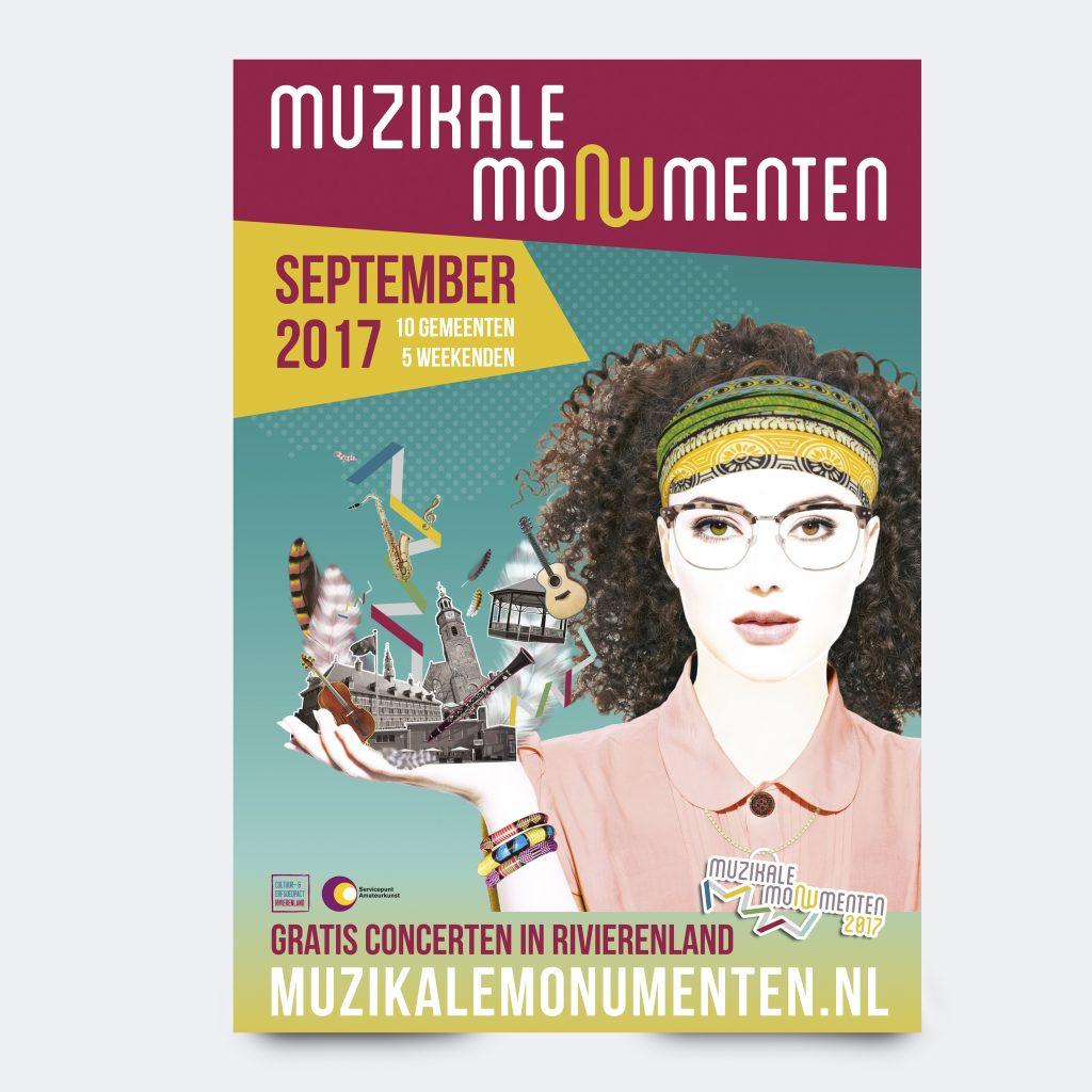 Poster Muzikale Monumenten