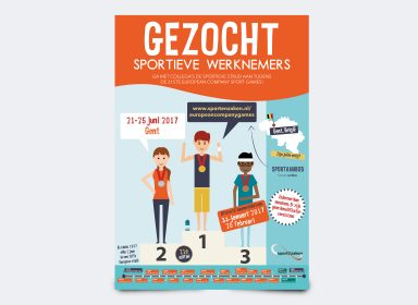 European company games 2017 Sport en Zaken