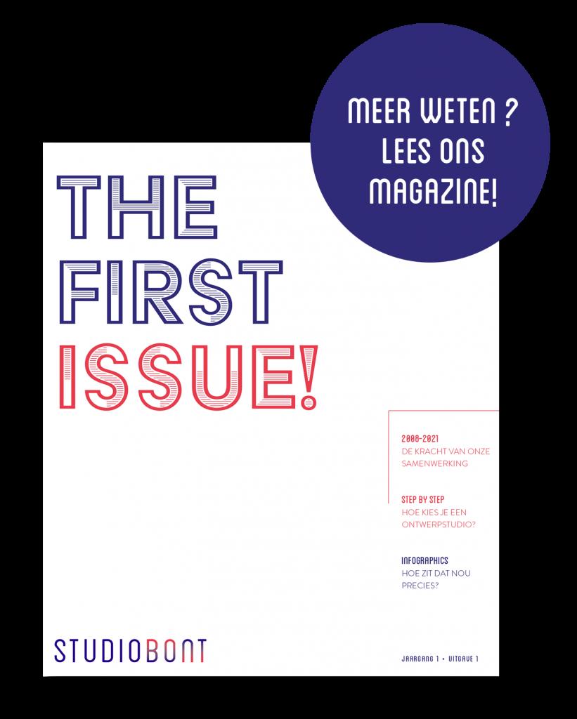 Lees het StudioBont Magazine
