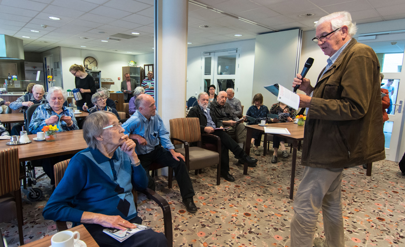 Vrij Vertaald verhalen uit de oorlog ouderen vertellen
