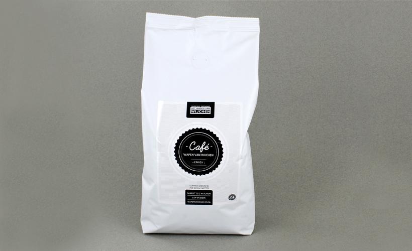 Wapen van Wijchen koffie