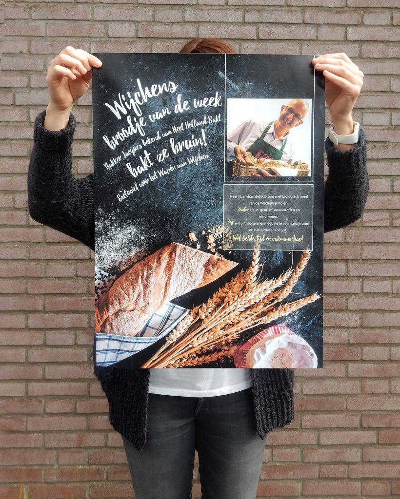 Wapen van Wijchen poster